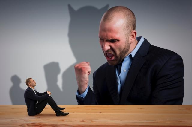 怒りの心理学